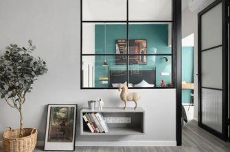 5-10万50平米小户型现代简约风格卧室图片
