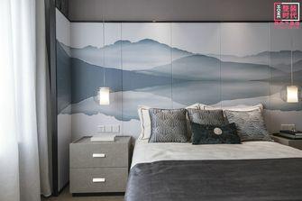 10-15万120平米三室一厅中式风格卧室图