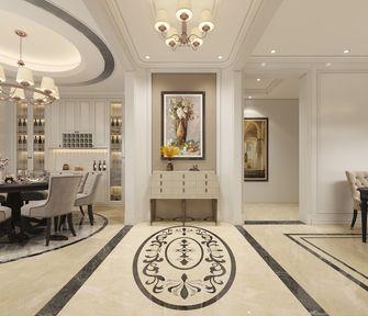 20万以上140平米别墅美式风格玄关图片
