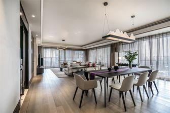 20万以上120平米三室一厅中式风格餐厅图片大全
