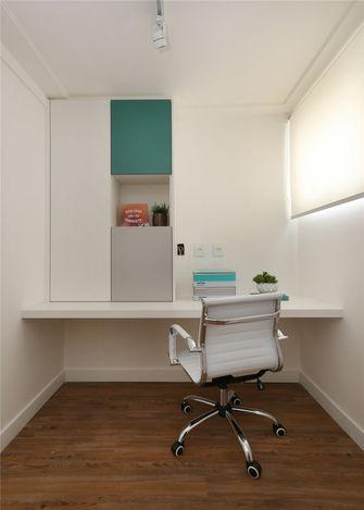 富裕型70平米公寓北欧风格梳妆台图