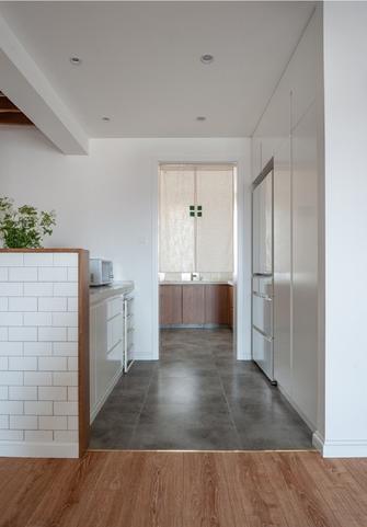 经济型90平米三室一厅日式风格厨房装修案例