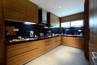 10-15万120平米三室两厅中式风格厨房图
