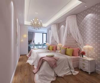 豪华型140平米欧式风格青少年房效果图