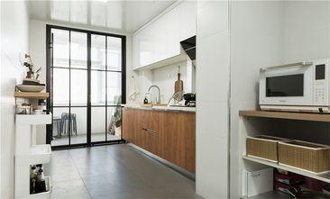 10-15万100平米三室一厅北欧风格厨房图片