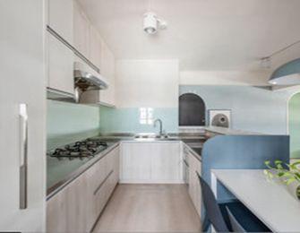 5-10万50平米一居室混搭风格厨房效果图