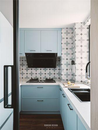 富裕型100平米三新古典风格厨房效果图