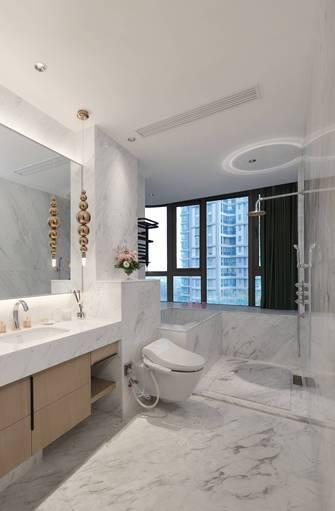 20万以上140平米三室两厅中式风格卫生间装修效果图