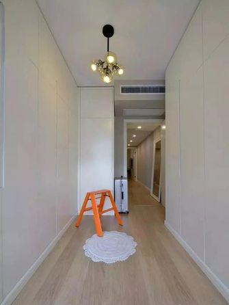 15-20万90平米复式现代简约风格走廊装修案例