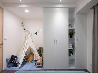 90平米三现代简约风格青少年房图