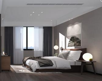 豪华型140平米复式现代简约风格卧室欣赏图