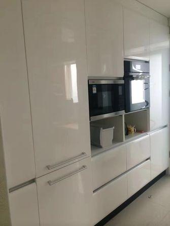 80平米欧式风格厨房设计图