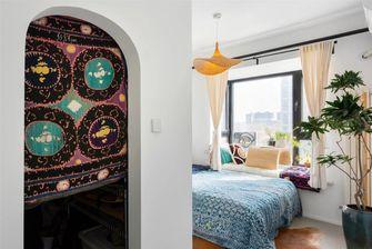 经济型公寓轻奢风格卧室装修图片大全