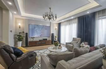5-10万140平米四室一厅美式风格客厅效果图