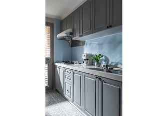 富裕型90平米混搭风格厨房装修图片大全