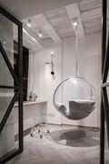 豪华型140平米四室两厅北欧风格阳台效果图