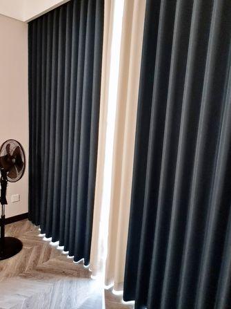 富裕型三室两厅现代简约风格阳光房效果图