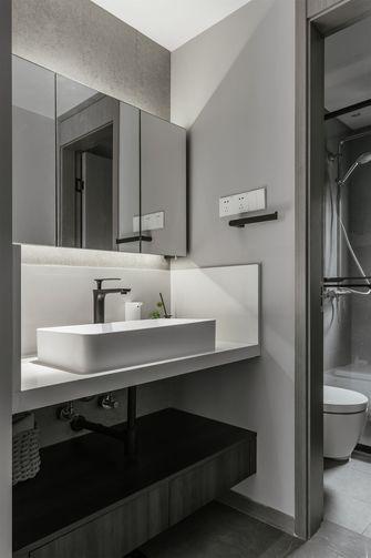 15-20万140平米三室两厅北欧风格卫生间装修图片大全