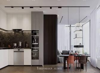 3-5万120平米现代简约风格厨房装修效果图