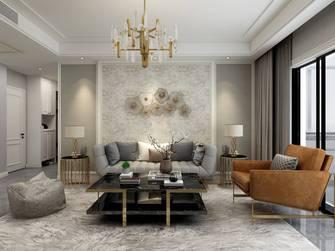 豪华型140平米四美式风格客厅图