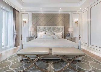 豪华型140平米别墅轻奢风格卧室效果图