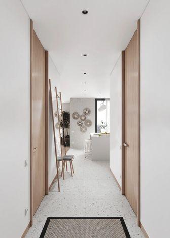 5-10万60平米公寓北欧风格玄关设计图
