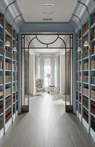 富裕型140平米四美式风格走廊装修案例
