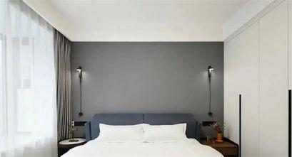 5-10万50平米公寓混搭风格卧室设计图
