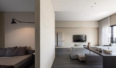 10-15万110平米三室两厅现代简约风格客厅效果图