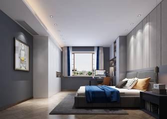 140平米新古典风格青少年房设计图