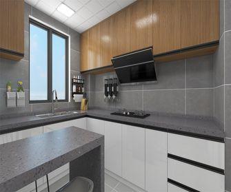 豪华型140平米复式现代简约风格厨房效果图