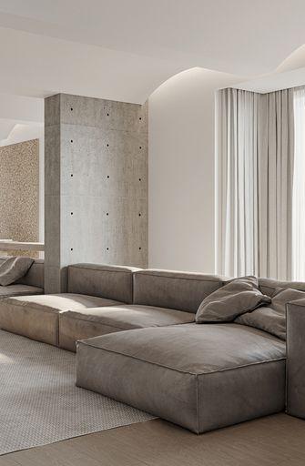 15-20万110平米三日式风格客厅图片