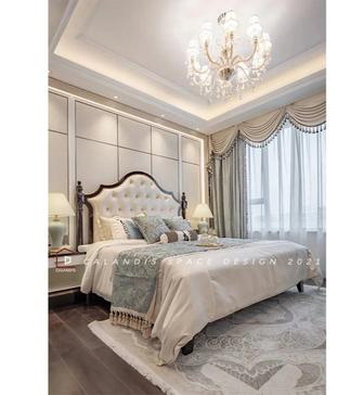 20万以上140平米四室两厅欧式风格卧室图片大全