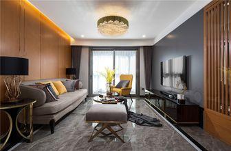 10-15万120平米复式轻奢风格客厅设计图