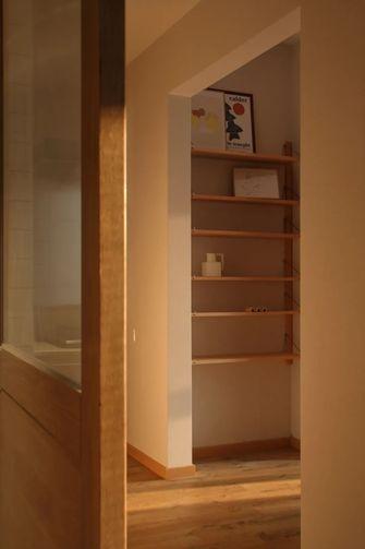 富裕型100平米日式风格书房图片
