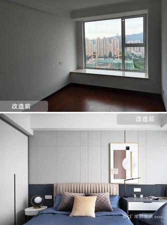 140平米四室两厅混搭风格青少年房装修效果图