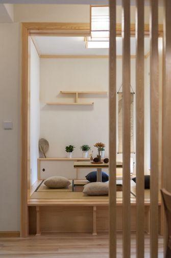 经济型100平米三室一厅日式风格客厅效果图