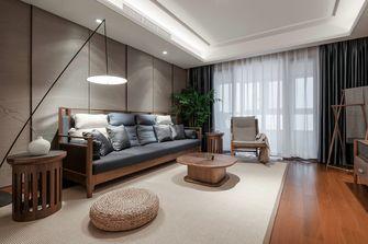 富裕型140平米四室两厅中式风格客厅装修案例
