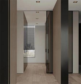 10-15万140平米别墅现代简约风格走廊装修案例