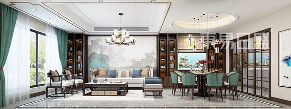 20万以上140平米复式中式风格客厅图片大全