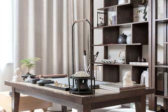 140平米别墅新古典风格书房装修案例