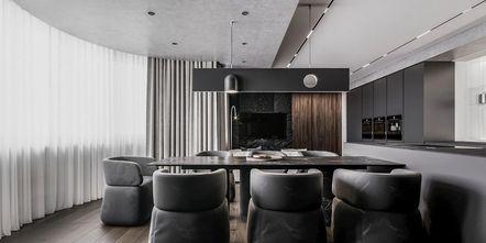 10-15万120平米英伦风格餐厅设计图