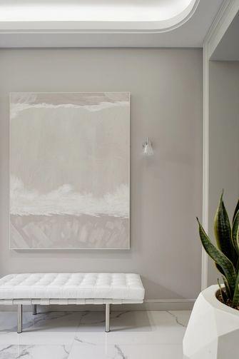 140平米四室三厅北欧风格玄关图片