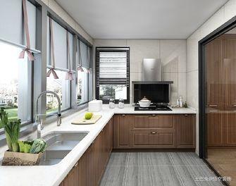 富裕型110平米四中式风格厨房装修图片大全