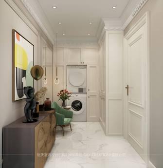 15-20万100平米一居室法式风格玄关图片大全