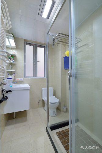 富裕型120平米三现代简约风格卫生间装修案例