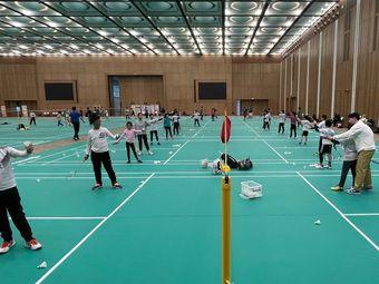 上海青羽体育羽毛球培训(跨采会展中心店)