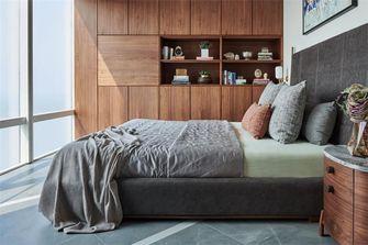 富裕型140平米别墅混搭风格卧室装修图片大全