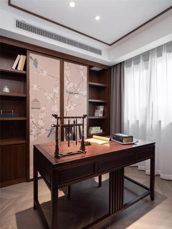 10-15万140平米三室两厅中式风格书房设计图