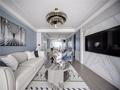15-20万110平米三室两厅美式风格客厅图片大全
